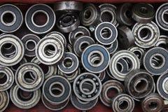 Запасные части для двигающих частей в автомобиле или велосипеде или роликах или экипаже для ребенка стоковые фото