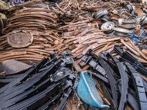 Запасные части промышленные Стоковые Изображения RF