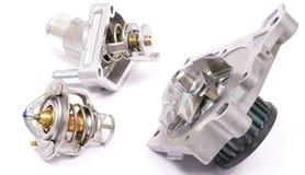 Запасные части для автомобилей Стоковое Изображение