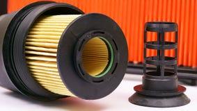Запасные части для автомобилей Стоковое Изображение RF
