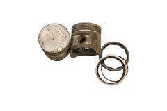 Запасные части для автомобиля Стоковая Фотография