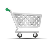 Запас вектораCartпокупок Стоковые Изображения