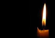 Запас фото предпосылки свечи светлый Стоковая Фотография RF