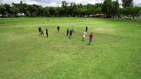 Запас Frisbee видеоматериал