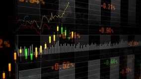 Запас Market_066 акции видеоматериалы