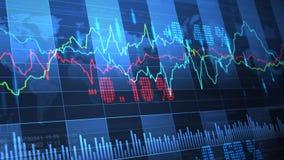 Запас Market_063 акции видеоматериалы