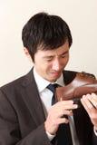 Запах ботинка Стоковое Изображение RF