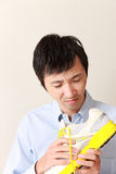 Запах ботинка Стоковое Фото