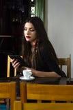 Запах кофе Стоковые Изображения