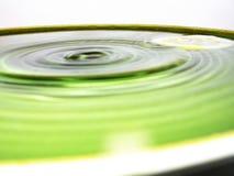 запачкайте воду стоковые фотографии rf