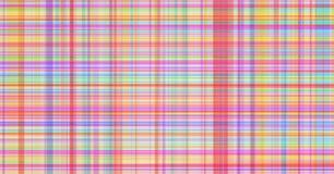 Запачкайте шотландку предпосылки красочную striped абстрактную, нашивки тартана иллюстрация вектора