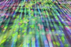 Запачкайте bokeh и запачкайте обои и предпосылки текстуры лазера Стоковые Изображения RF