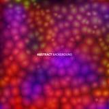 Запачканная абстрактная красочная текстура сферы Имитация поры Стоковое фото RF