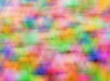 Запачканная абстрактная предпосылка пестротканая Стоковые Фото