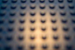Запачканная голубая предпосылка точечного растра Стоковое Изображение RF