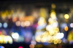 Запачканная конспектом рождественская елка предпосылки Стоковое Фото