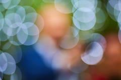 Запачканная мягкая предпосылка праздника Стоковые Изображения RF