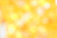 Запачканная предпосылка листьев Стоковые Фотографии RF