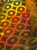 Запачканная предпосылка кругов Стоковые Изображения RF