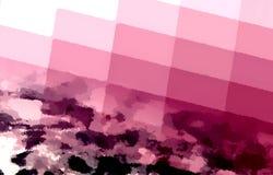 Запачканная фиолетовая предпосылка для вашего дизайна Стоковое Фото