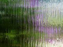 Запачканное абстрактное стекло стоковые фотографии rf