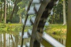 Запачканное колесо затвора Стоковое фото RF