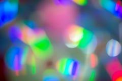 запачканное красочное Стоковые Фото