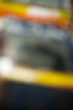 Запачканное серое и желтое bcakground Стоковые Фотографии RF