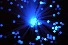 запачканное starfield Стоковое Изображение