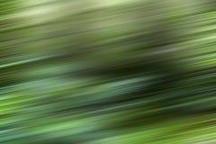 Запачканные зеленые линии Стоковое Изображение RF