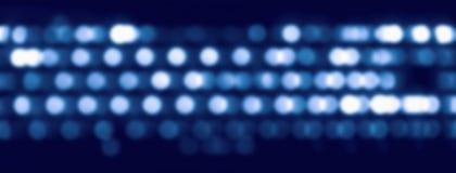 запачканные отражения Стоковое Изображение RF