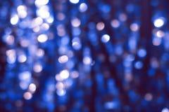 запачканные света изображения кругов defocused Стоковые Изображения