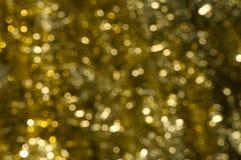 запачканные света рождества Стоковые Изображения