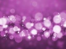 запачканные света Стоковые Фото