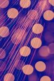 Запачканные света Стоковые Изображения