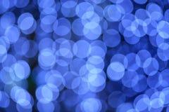 запачканные света Стоковое Изображение