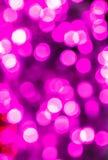 Запачканные света bokeh которые красивы в стиле стоковое фото