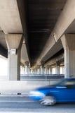 запачканный автомобиль Стоковое фото RF