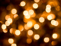 запачканный свет Стоковое Изображение RF