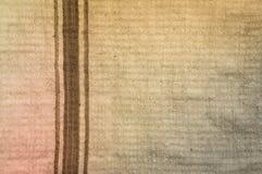 Запачканный текстуры ситца русой Стоковое Изображение