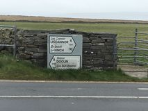 Западная Ирландия Стоковое фото RF
