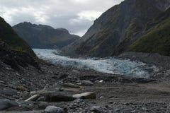 Западное побережье ледника Fox Стоковые Изображения