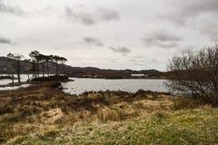 Западное побережье Шотландии, Великобритании Стоковые Изображения