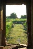 Западное Baray (кхмер: Baray Teuk Thla) Стоковое фото RF