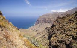 Западное Gran Canaria, май Стоковые Изображения RF