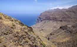 Западное Gran Canaria, май Стоковое Изображение RF