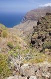Западное Gran Canaria, май Стоковое фото RF