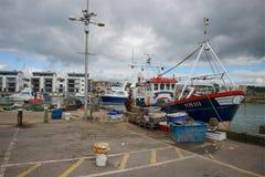 Западный залив, Дорсет, Великобритания Стоковое Изображение
