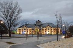 Западный здание муниципалитет Джордана Стоковые Изображения