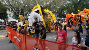 Западный индийский парад 12 дня 2014 Стоковая Фотография RF
